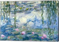 Waterlilies, 1916-19 Fine-Art Print
