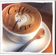 Coffee Love Fine-Art Print