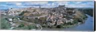 Aerial view of Toledo Spain Fine-Art Print