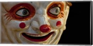 Close-up of a clown at a shop, El Ingenio, Barcelona, Catalonia, Spain Fine-Art Print