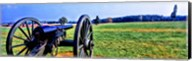 Cannon at Manassas National Battlefield Park, Manassas, Prince William County, Virginia, USA Fine-Art Print