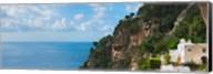 Hillside at Positano, Amalfi Coast, Italy Fine-Art Print