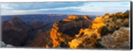 Wotans Throne from Cape Royal, North Rim, Grand Canyon National Park, Arizona, USA Fine-Art Print