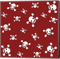 Crossbones Pattern Fine-Art Print
