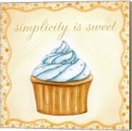 Vanilla Cupcake Fine-Art Print
