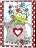 Hoppy Spring Fine-Art Print