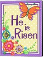 He Is Risen Butterfly Fine-Art Print
