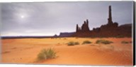 Monument Valley Panorama 1 Fine-Art Print