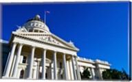 California State Capitol, Sacramento, California Fine-Art Print