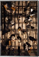 Puits Couriot Mine Museum, Saint-Etienne, Loire, Rhone-Alpes, France Fine-Art Print