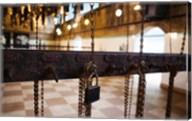 Miner's Clothing Hanging Room, Salle des Pendus, Puits Couriot Mine Museum, Saint-Etienne, Loire, Rhone-Alpes, France Fine-Art Print
