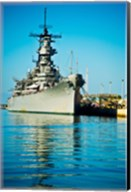 USS Missouri, Pearl Harbor, Honolulu, Oahu, Hawaii Fine-Art Print