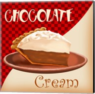 Chocolate Cream Pie Fine-Art Print
