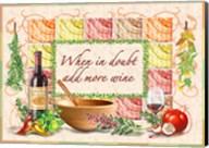 Add More Wine Fine-Art Print