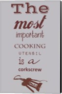 The Most Important Cooking Utensil Fine-Art Print