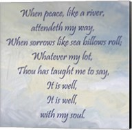 It Is Well With My Soul Fine-Art Print