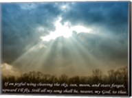 Nearer God To Thee Fine-Art Print