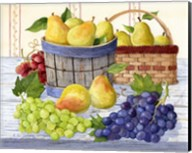 Grapes & Pears Fine-Art Print