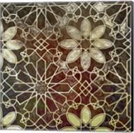 Mystic Tiles II Fine-Art Print