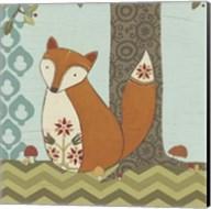 Forest Whimsy IV Fine-Art Print