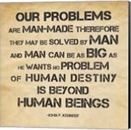 Human Destiny Fine-Art Print