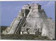Mayan Pyramid of the Magician Uxmal Fine-Art Print