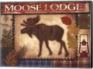 Moose Lodge Fine-Art Print