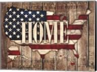 USA Home Fine-Art Print