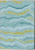 Tectonic Stripes II Fine-Art Print