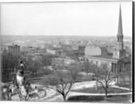 Capitol Square Richmond, Va. Fine-Art Print