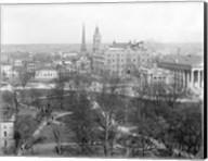 Richmond, Va. black and white Fine-Art Print