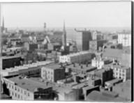 Richmond, Va. black & white photo Fine-Art Print