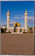 Bourguiba Mausoleum, Sousse area, Monastir, Tunisia Fine-Art Print