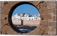 Fortified Architecture of Essaouira, Morocco Fine-Art Print