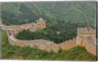 Great Wall of China at Jinshanling, China Fine-Art Print