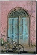 Door in Luxor, Egypt Fine-Art Print