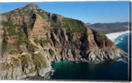 Aerial view of Chapman's Peak Drive, Cape Town, South Africa Fine-Art Print