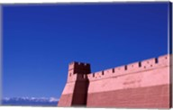Jiayuguan Pass of the Great Wall, China Fine-Art Print