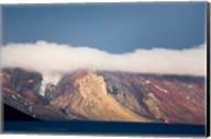 Mountainous Deception Island, Antarctica Fine-Art Print
