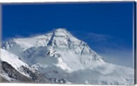 Snowy Summit of Mt. Everest, Tibet, China Fine-Art Print