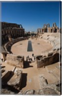 Colosseum, Tunisia Fine-Art Print