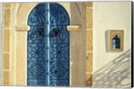 Traditional Door Decorations, Tunisia Fine-Art Print