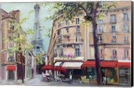Springtime in Paris Fine-Art Print