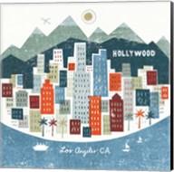 Colorful Los Angeles Fine-Art Print