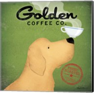 Golden Coffee Co. Fine-Art Print