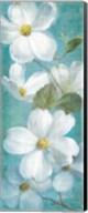 Indiness Blossom Panel Vinage I Fine-Art Print
