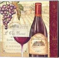 Wine Tradition II Fine-Art Print