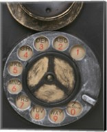 Old Vintage Pay Phone II Fine-Art Print
