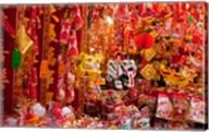 Chinese Ornaments, Hong Kong, China Fine-Art Print