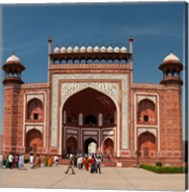 The Royal Gate, Taj Mahal, Agra, India Fine-Art Print
